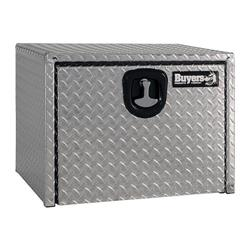 "Aluminum Drop Door Toolbox with 3 Point Latch 24"" x 24"" x 36"""