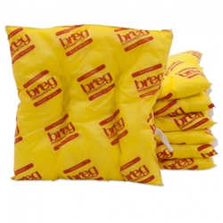 "Universal Hazmat 17"" x 17"" Absorbent Pillow (16 per Case)"