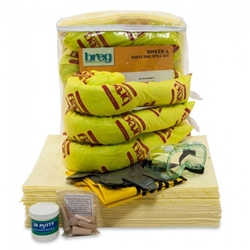 Large Universal Absorbent Kit in Vinyl Bag