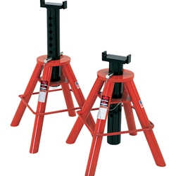 10 Ton Capacity Jack Stand - High Height