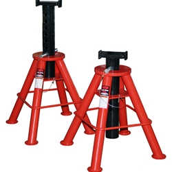 10 Ton Capacity Medium Height Jack Stands