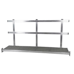 8' Rub Rail Work Platform