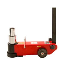 50/ 25 Ton 2 Stage Air / Hydraulic Axle Jack