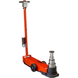YAK Jack Air/Hydraulic 2 Stage 22/11 Ton Normal Handle