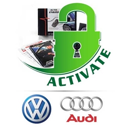 AutoEnginuity Enhanced Interface for Audi and VW (EI16)