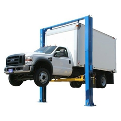 12,000 lb. Capacity, Extended Height 2-Post Lift