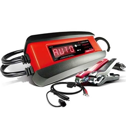 3 Amp Charger/Maintainer w Scrolling Display