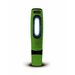 360 Degree Swivel Plus Cordless Lithium Ion LED Work Light - Green