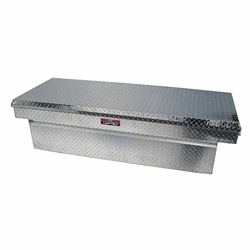 Brute Full Lid Mid Size / DOwn Size CrossOver Tool Box - Long Bed Only