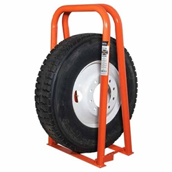 2-Bar Wide-Base Portable Tire Inflation Cage