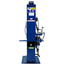 Tire Service Equipment: Filter Crusher