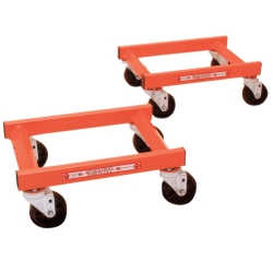 Wheel Dollies Set Of 2 1200 lbs Each