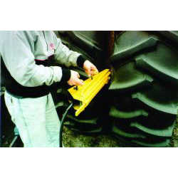 Dual Agricultural Tire Bead Breaker