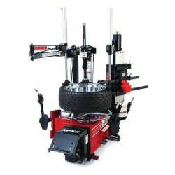 APX90E Rim Clamp Tire Changer with Electric Drive