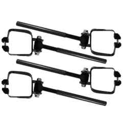Set of 4 RimRod Tire Holding support rods for 2-Po