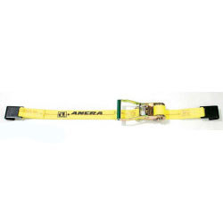 2 in x 27' Ratchet Buckle Strap w/chain Anchors