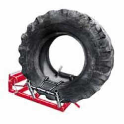 Branick: Air Powered Sectional Tire Spreader