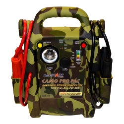 Camo Pro Pac Booster Pack with Inverter