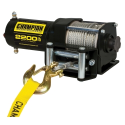 2200 lb. Champion Winch Kit