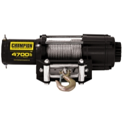 4700 lb. Champion Winch Kit