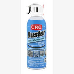 Duster Moisture-Free Dust & Lint Remover, 8 oz Can, 12 per Pack