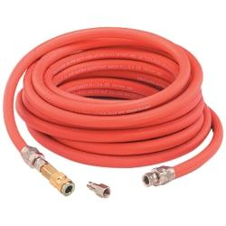 "3/8"" HVLP Air Hose Assembly (35')"