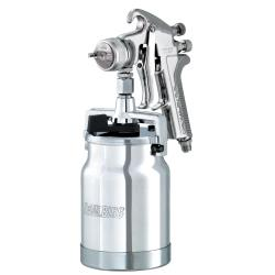 Spray Gun Suction 1.6mm Fluid Tip with Cap and Cup