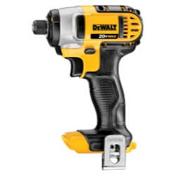 "20V MAX Lithium Ion 1/4"" Impact Driver (Tool Only)"