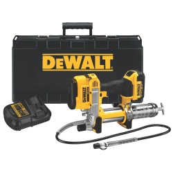 18V Grease Gun Kit