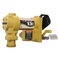 115V AC Pump with Manual Nozzle