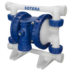 "1/2"" Polypropylene Air Operated Diaphragm Pump"