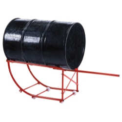55 Gallon Drum Cradle