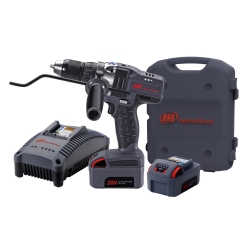 "IQV20 1/2"" Drive Cordless Drill Kit with 2 Batteries"