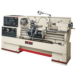 JET GH-1440ZX Large Spindle Bore Lathe