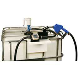 DEF 275-Gallon IBC Tote Dispensing System - Electric