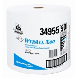 WypAll® X60 Teri Reinforced Jumbo Roll Wipers