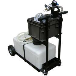 unique truck equipment   coolant management system