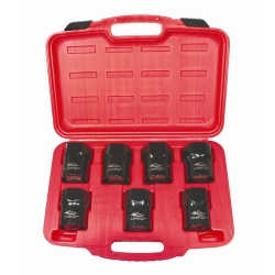 Locknut Socket Set 7 Pc 1/2 dr