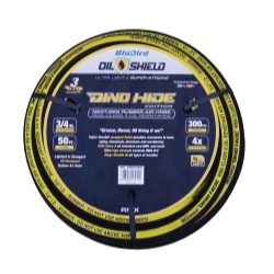 "BluBird Oil Shield 3/4"" x 50' Air Hose"