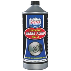 DOT 3 Brake Fluid 32oz, 12pc