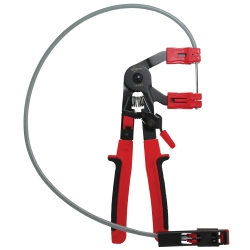 Professional Hose Clamp Pliers With Flex Cable
