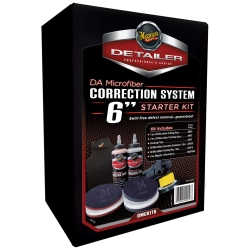 "DA Microfiber Correction System Kit (6"")"