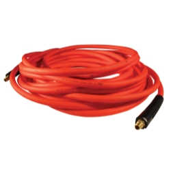 "Milton Red Hybrid PVC Hose 3/8"" X 100'  With 1/4"" NPT"