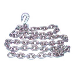 "3/8"" x 9"" Mo-Clamp Chain with 6210 Grab Hook"