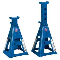 25 Ton Jack Stands, Tall version. (sold in pair)
