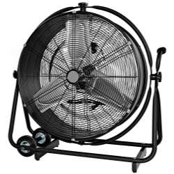 "24"" Orbital Drum Fan"