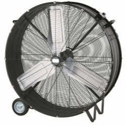 "36"" Direct Drive Drum Fan"