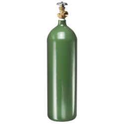 55CF Welding Gas Cylinder with CGA580-F Valve