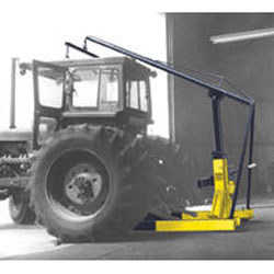 Meyer Hydraulics: Adjustable Height Boom