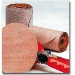 PSA Disc Roll 6In. 180 Grit A/O